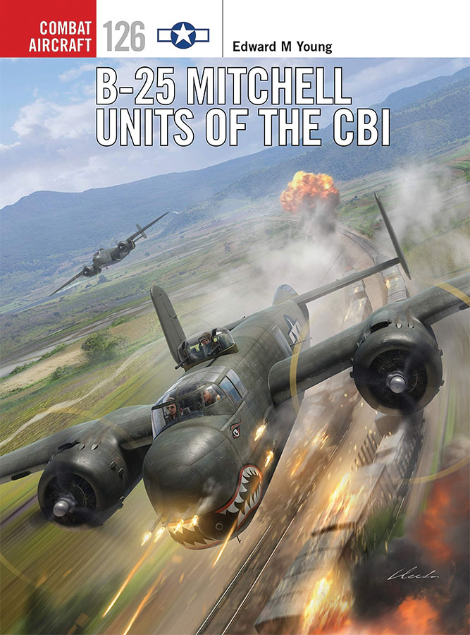 B-25 Mitchell Units Of The Cbi Game Box