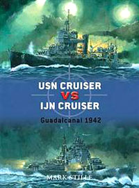 Usn Cruiser Vs. Ijn Cruiser Box Front