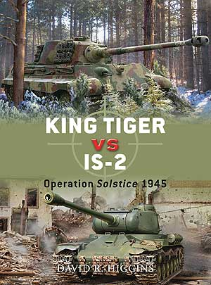 King Tiger Vs. Is-2 Operation Solsti Box Front