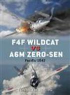 F4f Wildcat Vs. A6m Zero-sen Box Front
