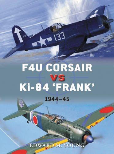 F4u Corsair Vs Ki-84 Frank: 194445 Box Front