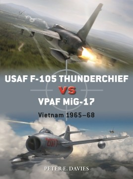 Usaf F-105 Thunderchief Vs Vpaf Mig-17: Vietnam 1965-68 Game Box