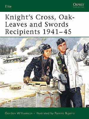 Knight`s Cross, Oak-leaves And Swords Recipients 1941-45 Box Front