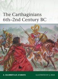 The Carthaginians 6th-2nd Century Bc Box Front