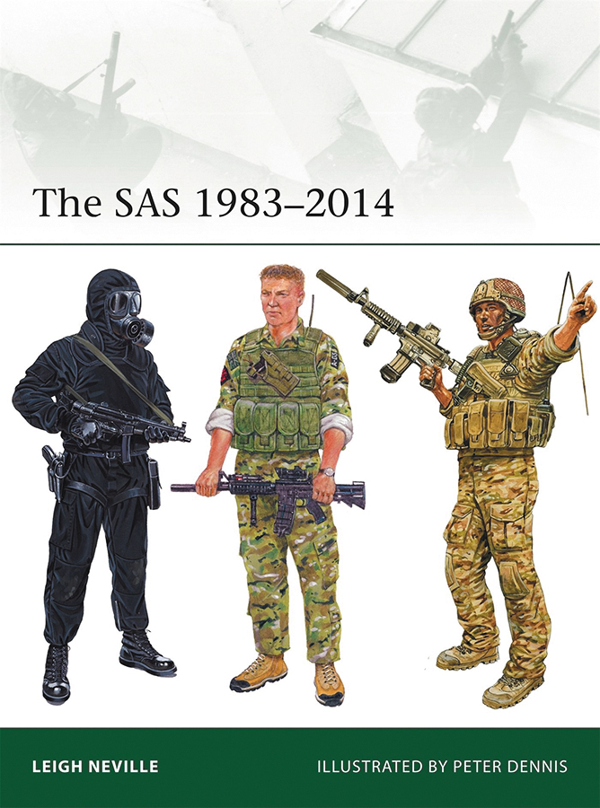 The Sas 1983-2014 Box Front