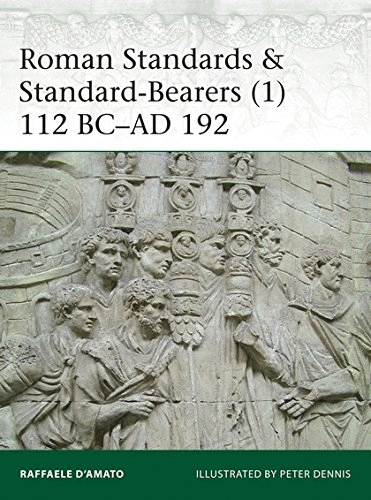 Roman Standards & Standard-bearers (1): 112 Bc-ad 192 Box Front