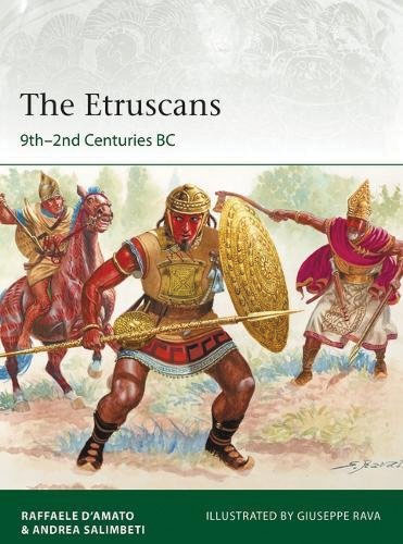 Etruscans: 9th-2nd Centuries Bc Game Box