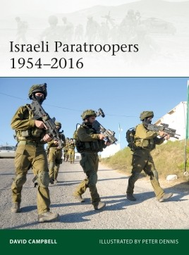 Israeli Paratroopers 1954-2016 Game Box
