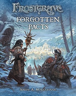 Frostgrave: Forgotten Pacts Box Front