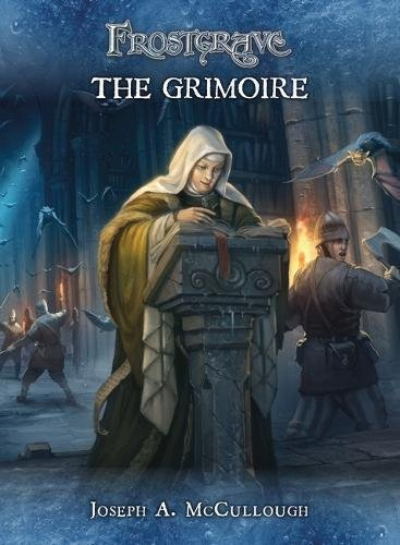 Frostgrave: The Grimoire Box Front