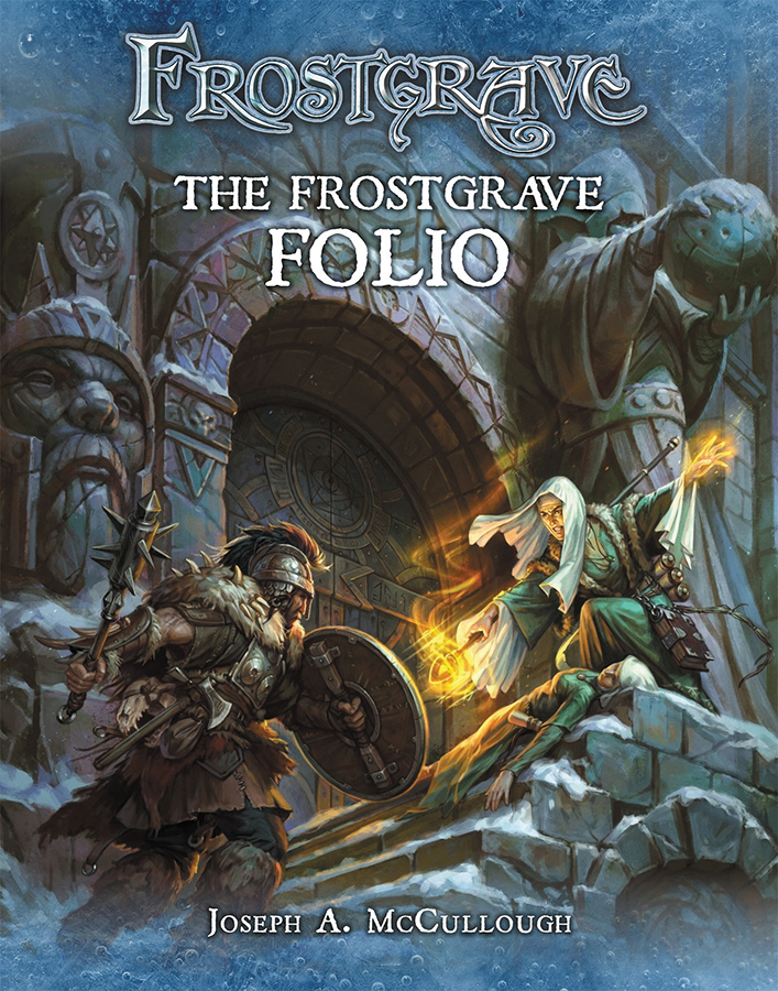 Frostgrave: The Frostgrave Folio Box Front