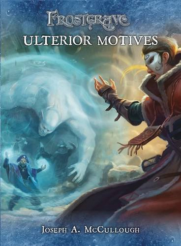 Frostgrave: Ulterior Motives Game Box