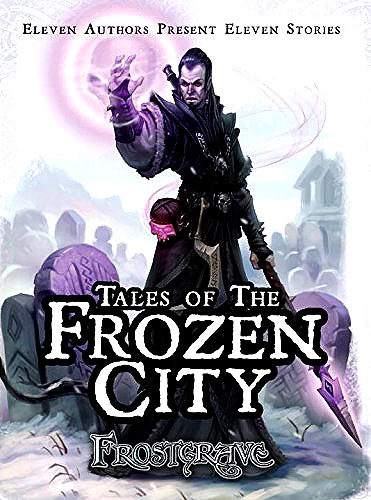 Frostgrave: Tales Of The Frozen City Box Front