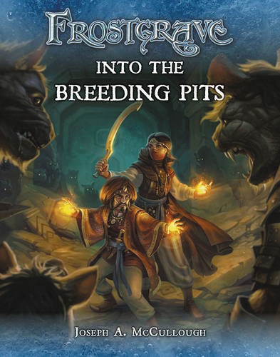 Frostgrave: Into The Breeding Pits Box Front