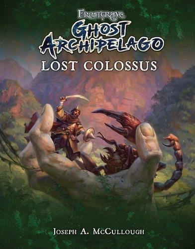 Frostgrave: Ghost Archipelago: Lost Colossus Game Box