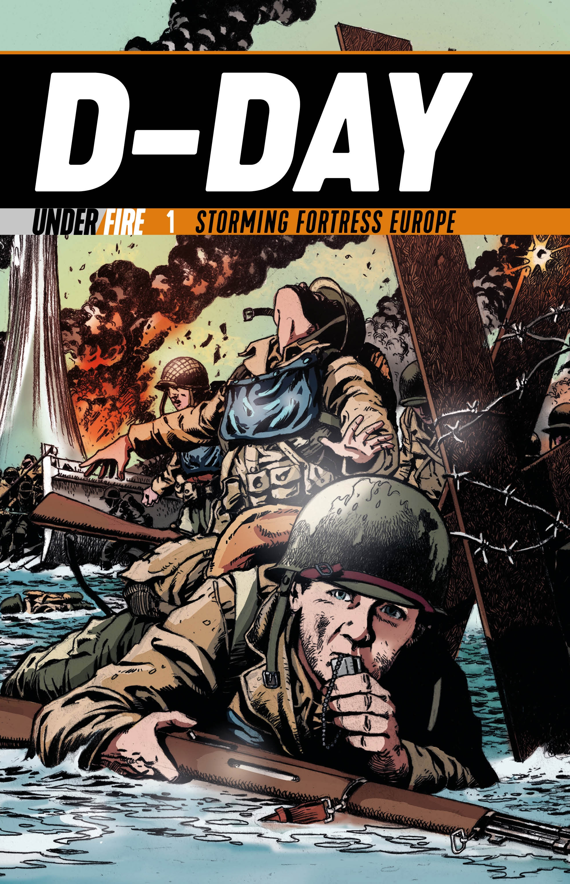 D-day Game Box