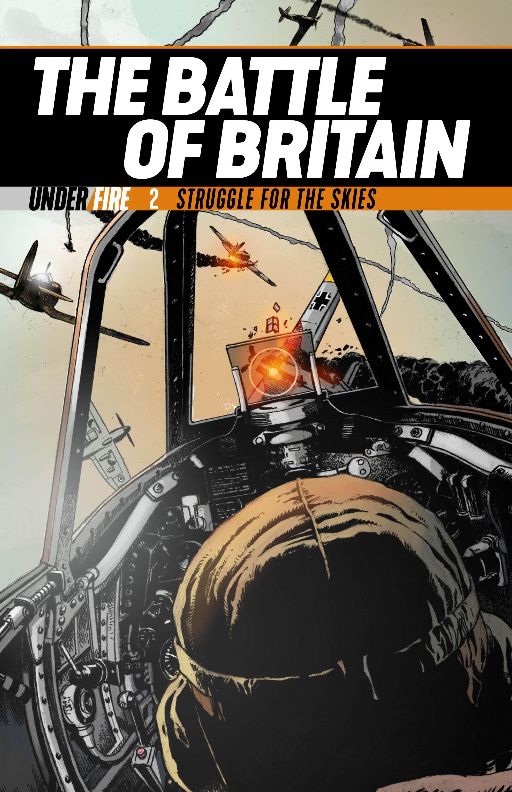 Battle Of Britain Game Box
