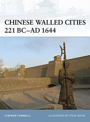Chinese Walled Cities 221 Bc-ad 1644 Box Front