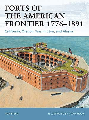 Forts Of The American Frontier 1776-1891 Box Front