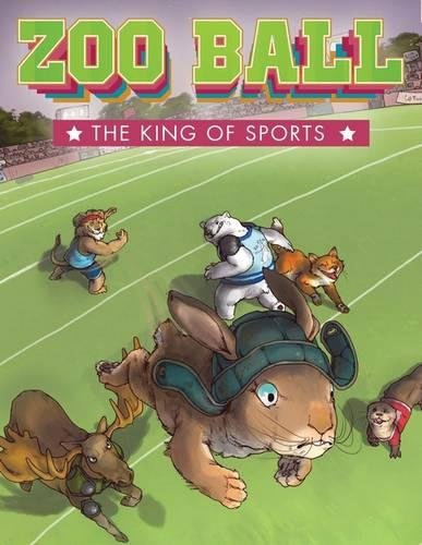Zoo Ball: The King Of Sports Box Front