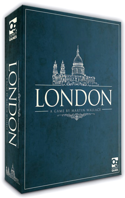 London: Second Edition Box Front