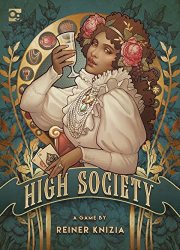 High Society Box Front
