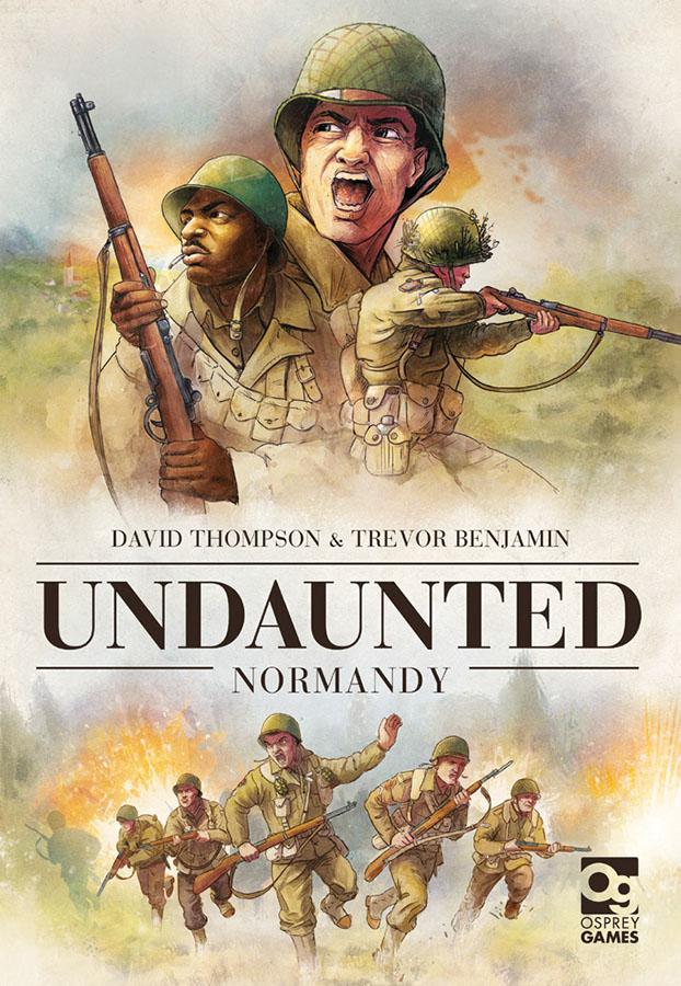Undaunted: Normandy Game Box