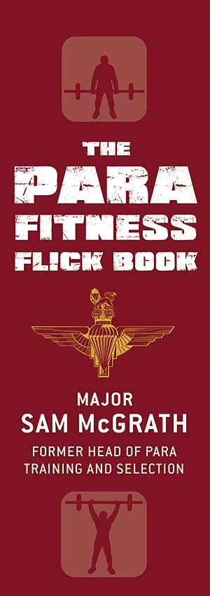 The Para-fitness Flick Book Box Front
