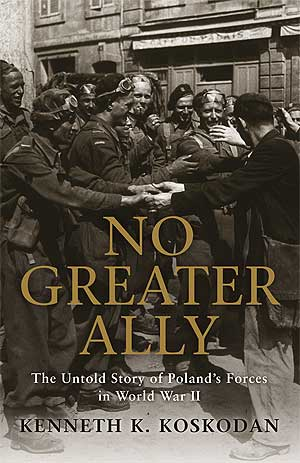 No Greater Ally (softcover) Box Front