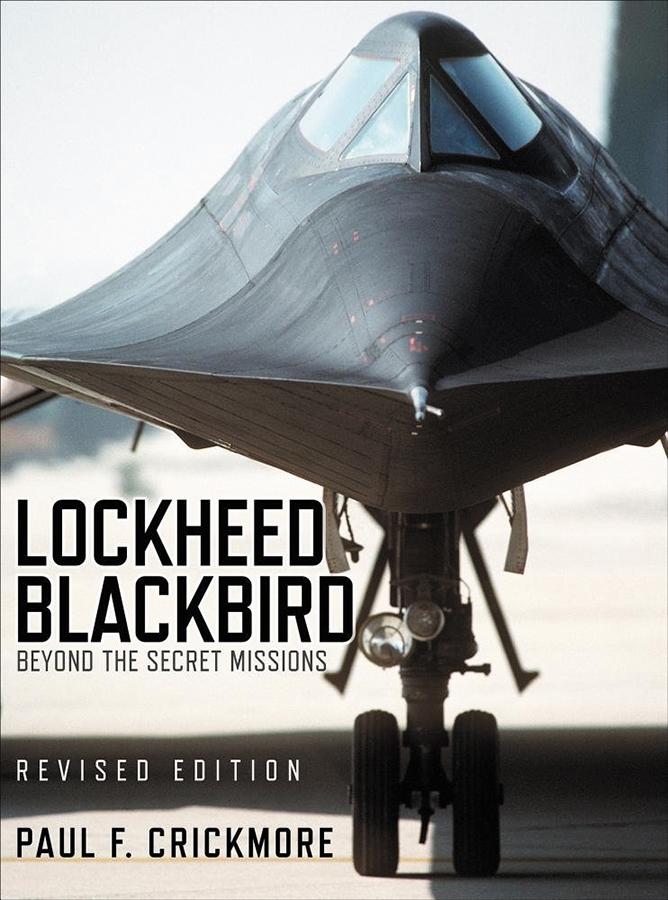 Lockheed Blackbird: Beyond The Secret Missions (revised Edition) Box Front