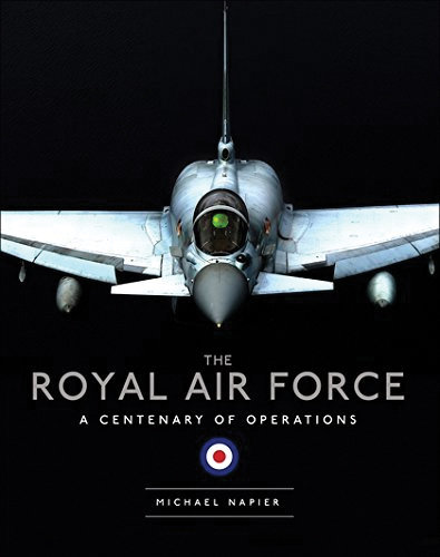 Royal Air Force: A Centenary Of Operations Box Front
