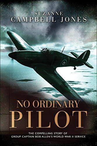 No Ordinary Pilot Box Front