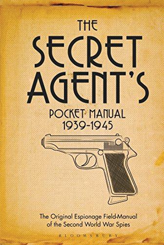 Secret Agent`s Pocket Manual: 1939-1945 Box Front