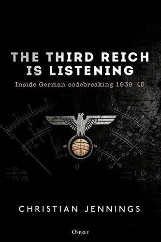 Third Reich Is Listening: Inside German Codebreaking 1939-45 Game Box