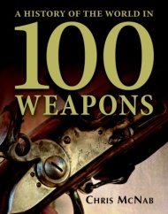 A History Of The World In 100 Weapons Box Front