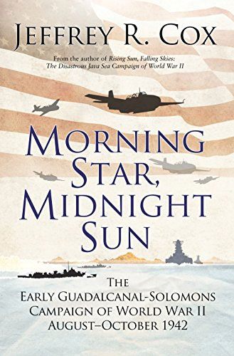 Morning Star, Midnight Sun: The Early Guadalcanal-solomons Campaign Game Box