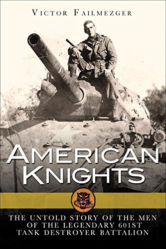 American Knights: 601st Box Front