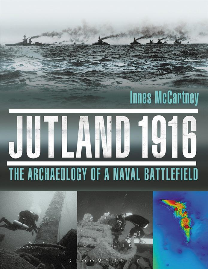Jutland 1916: The Archaeology Of A Naval Battlefield Box Front