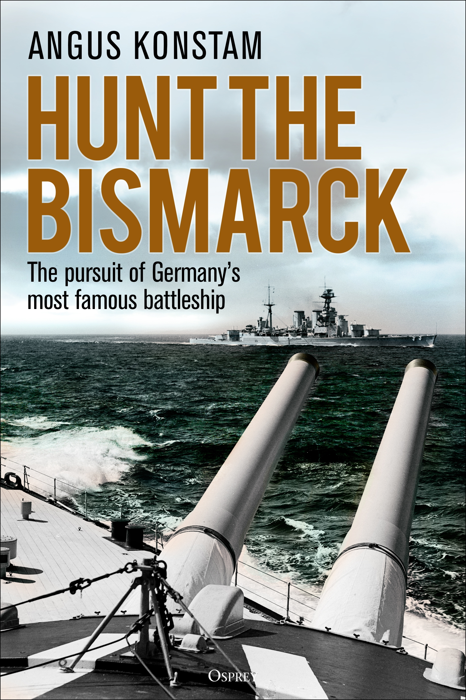 Hunt The Bismarck: The Pursuit Of Germany`s Most Famous Battleship Game Box