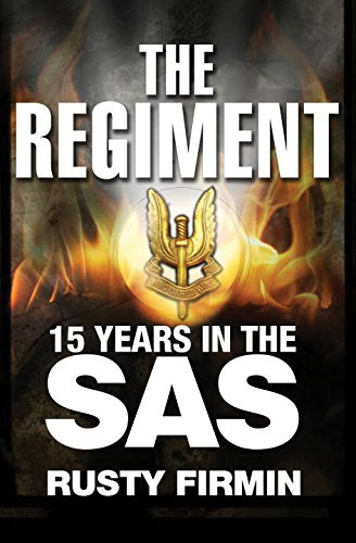 Regiment:15 Years In The Sas Box Front