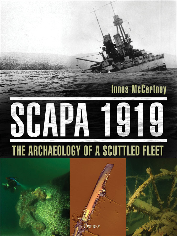 Scapa 1919: The Archaeology Of A Scuttled Fleet Game Box