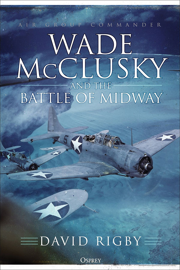 Wade Mcclusky And The Battle Of Midway Game Box