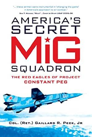 America`s Secret Mig Squadron (softcover)