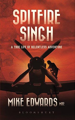 Spitfire Singh: A True Life Of Relentless Adventure Box Front