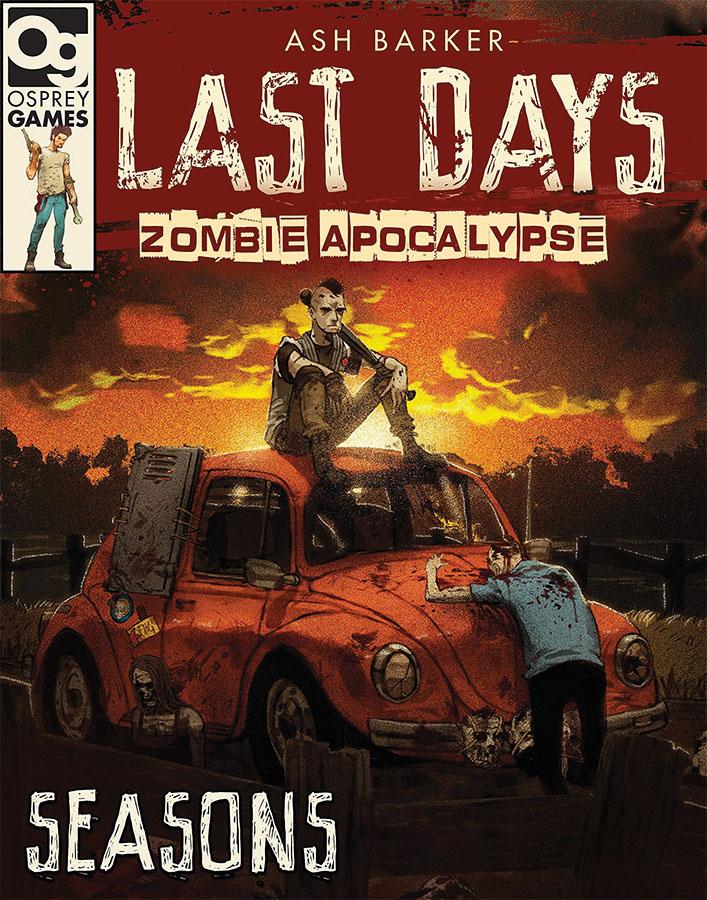 Last Days: Zombie Apocalypse - Seasons Game Box