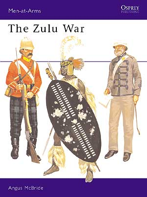 Zulu War Box Front