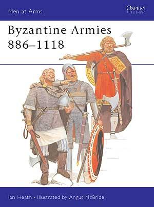 Byzantine Armies 886-1118 Box Front