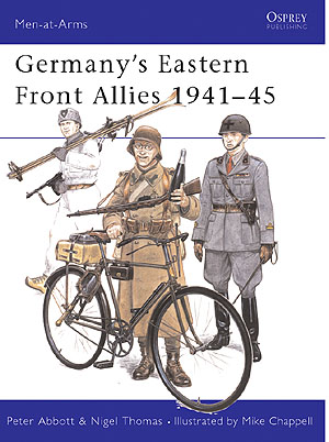 Germanys Eastern Front Allies 1941-45 Box Front