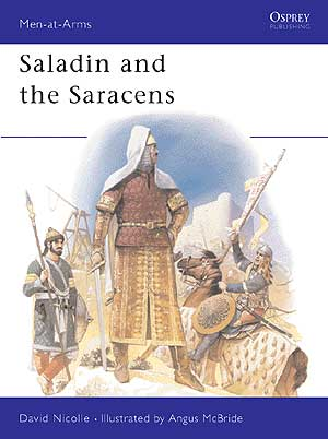 Saladin And The Saracens Box Front