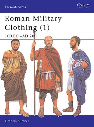 Roman Military Clothing (1) Box Front
